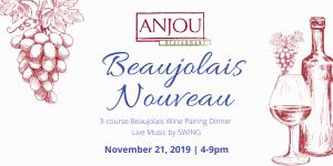 Anjou Beaujolais Pairing twitter