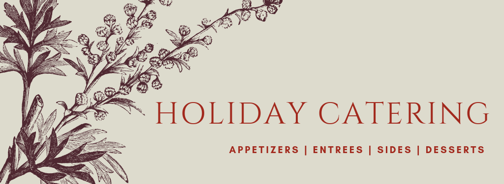 Generic Holiday Catering Bar