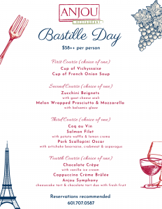 Bastille Day Menu 2020 (1)